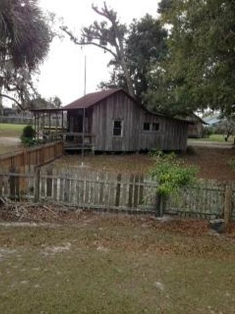 Osceola County Historical Society Pioneer Village:                   General store, built in 1880's