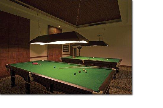 The Cabbana Resort & Spa: Billiards Room