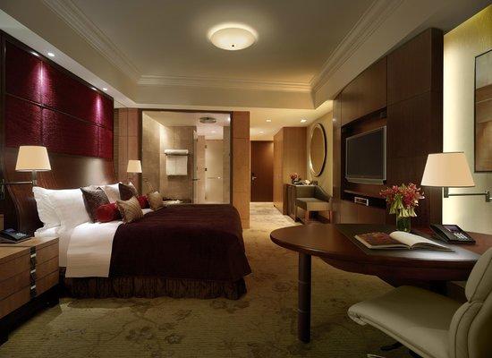Shangri-La Hotel, Tokyo: Deluxe Room
