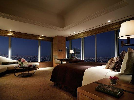 Shangri-La Hotel, Tokyo: Premier Room