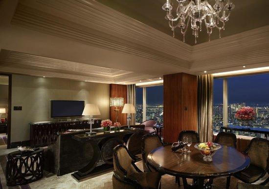 Shangri-La Hotel, Tokyo : Shangri-La Suite