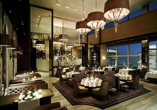 Shangri-La Hotel, Tokyo: Piacere, Italian Restaurant