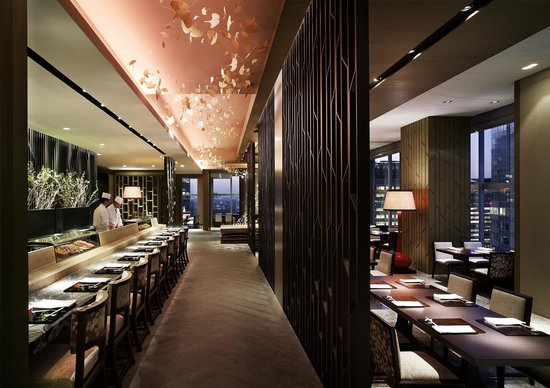 Shangri-La Hotel, Tokyo: Nadaman, Japanese  Restaurant