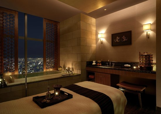 Shangri-La Hotel, Tokyo: CHI the Spa at Shangri-La - Treatment Suite