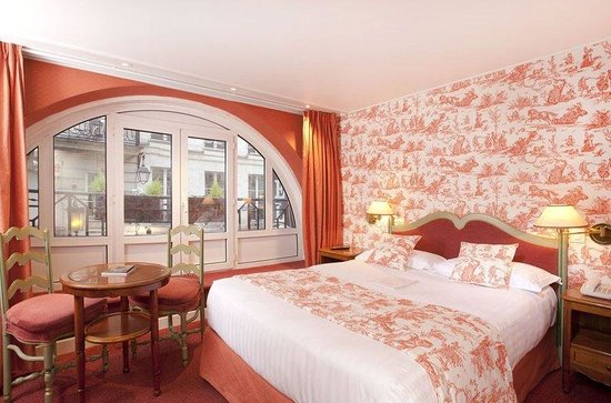 Hotel Le Regent: Superior Room