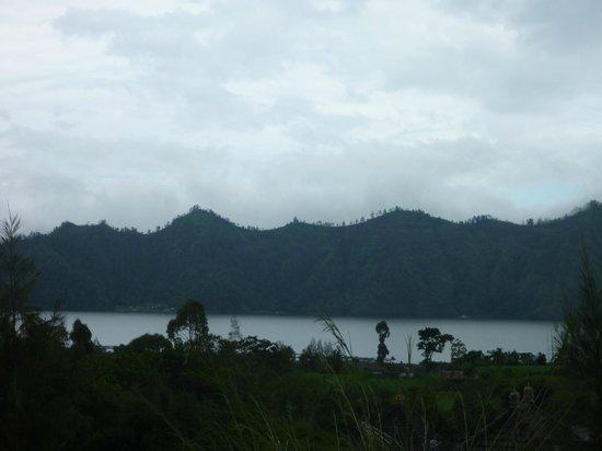 Mapa Lake View Bungalow: Vue de la chambre