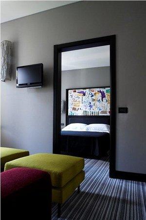 Twentyone Hotel: Suite