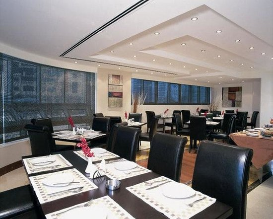 Number One Tower Suites: Restaurant