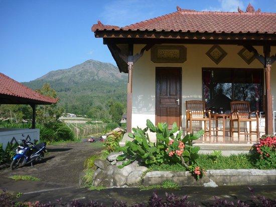 Mapa Lake View Bungalow: les deux chambres disponibles sont contigues