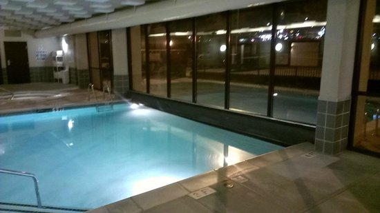 Drury Inn & Suites Atlanta Airport:                   Indoor/Outdoor Pool