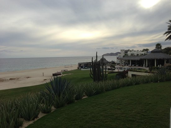 Las Ventanas al Paraiso, A Rosewood Resort:                   resort at sunrise