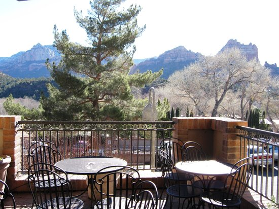 BEST WESTERN PLUS Arroyo Roble Hotel & Creekside Villas:                   Breakfast view