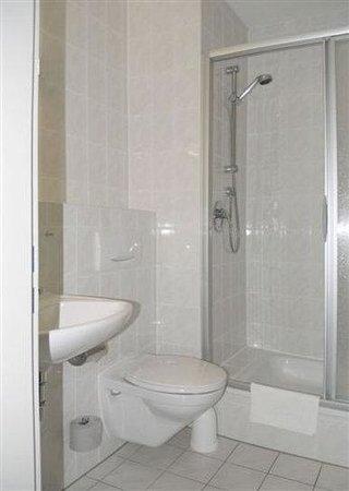 Brecherspitze Hotel: Bathroom