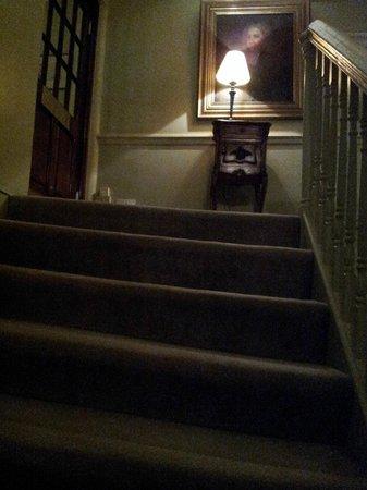 Hazlitt's:                   Wonky Stairs