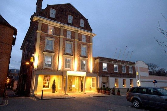 Photo of Palm Court Hotel Scarborough