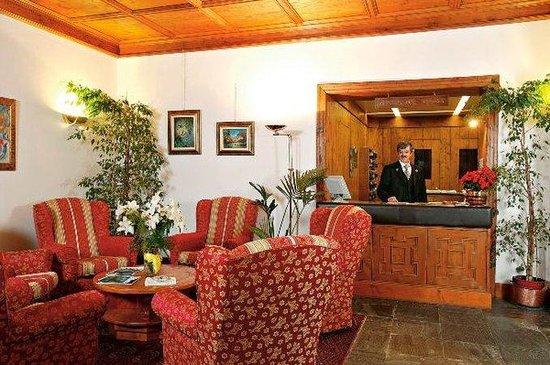 Concordia Parc Hotel: Reception