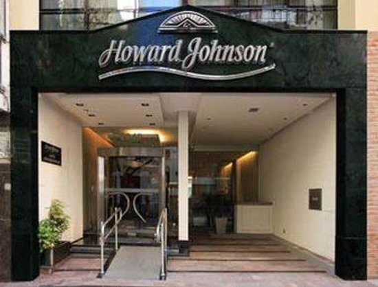 Welcome to the Howard Johnson Hotel Boutique Recoleta