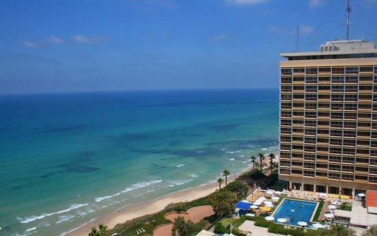 Seasons Netanya Hotel: Exterior View