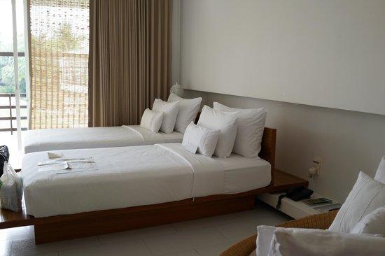 Putahracsa Hua Hin: silksand room