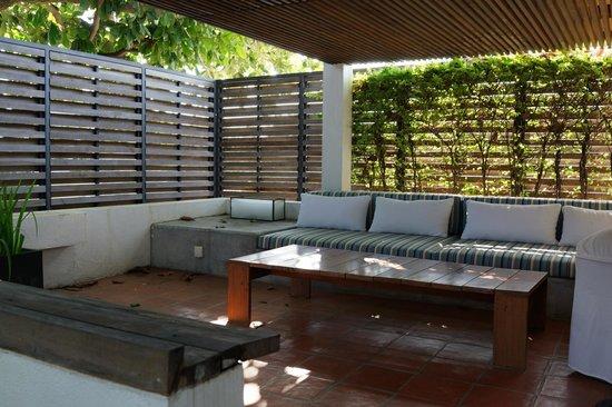 Putahracsa Hua Hin: sansky villa - rooftop lounge