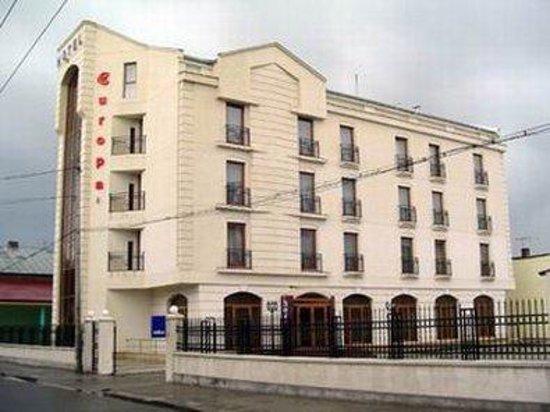 Europa Hotel Ploiesti: Exterior View