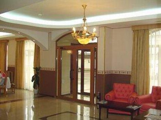 Europa Hotel Ploiesti: Lobby View