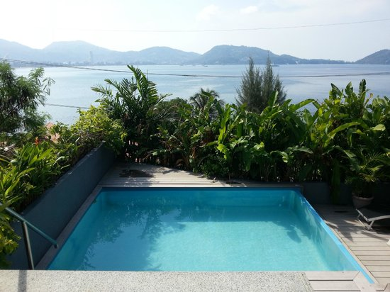 IndoChine Residence & Resort:                   Private pool