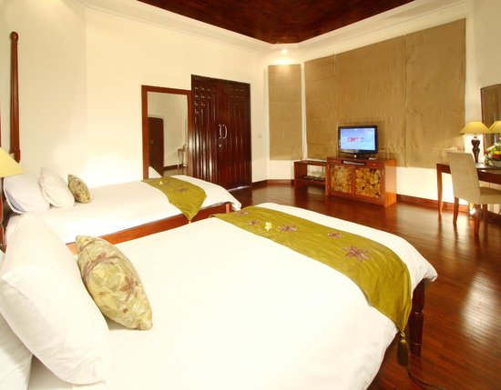 The Beverly Hills Bali: Twin Bedroom