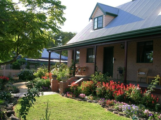 Morpeth Australia  city photos gallery : Merridy's at Morpeth Bed and Breakfast Australia 2016 B&B Reviews ...