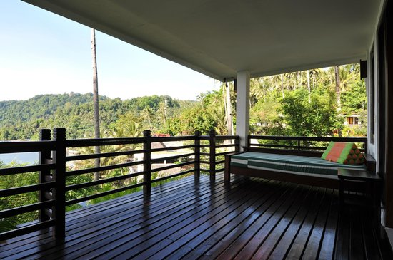DABIRAHE Dive, Spa and Leisure Resort (Lembeh): Room Balcony