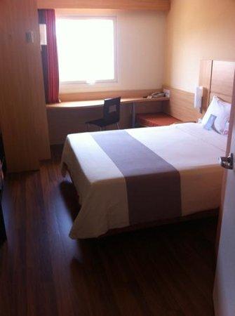 Ibis Larco Miraflores:                   slaapkamer