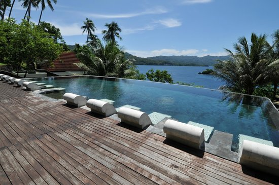DABIRAHE Dive, Spa and Leisure Resort (Lembeh): Swimming Pool
