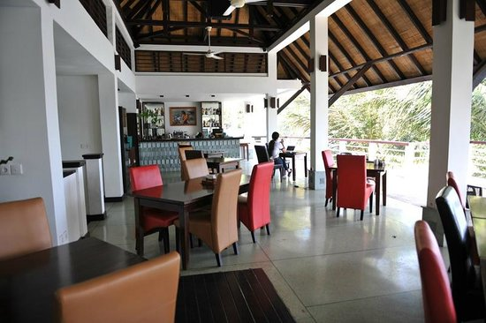 DABIRAHE Dive, Spa and Leisure Resort (Lembeh): Restaurant
