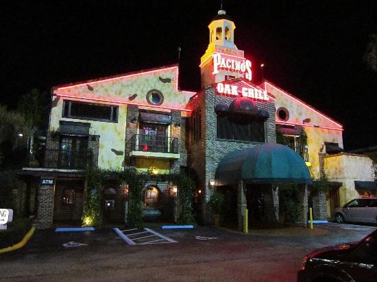 Pacino S Italian Ristorante Kissimmee Lord Palms Resort And Convention Center Menu Prices Restaurant Reviews Tripadvisor