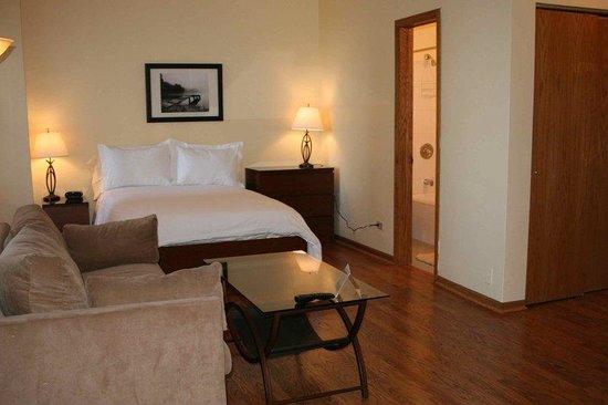 Dewitt Hotel & Suites: Guest Room