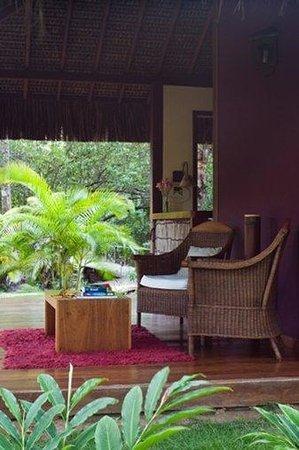 Hotel Vila dos Orixas : Lobby View