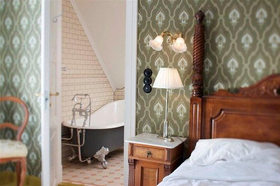 Walaker Hotell: Best historic room