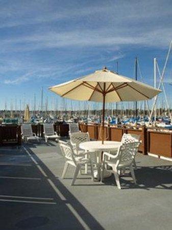 Harbor Vacations Club: San Juan Patio
