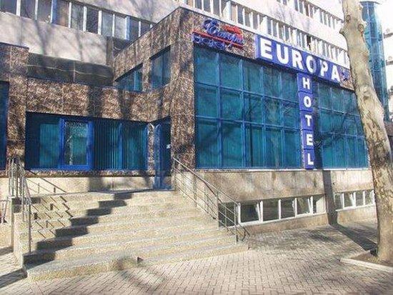 Europa Hotel: Exterior View
