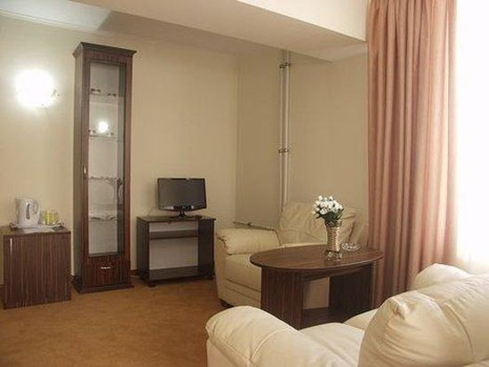 Europa Hotel: Guest Room