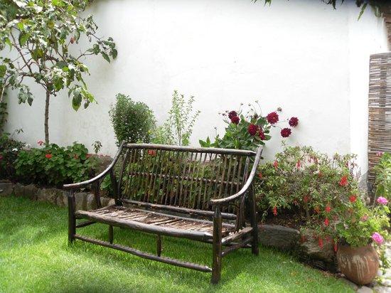 El Albergue Ollantaytambo:                   Grounds