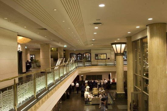 هوتل ألفالادى: Lobby | Hotel Alvalade | Angola