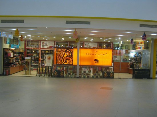 The Bombay Store Inorbit Mall Picture Of The Bombay