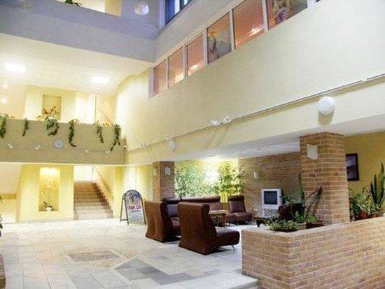 Bitsa Park Hotel: Lobby View