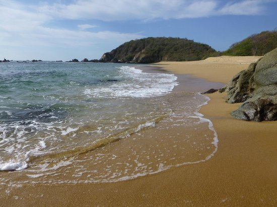 Secrets Huatulco Resort & Spa:                   Secret Beach