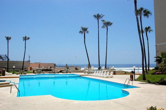 Rosarito Inn: Swimming Pool