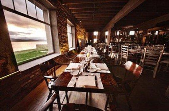 The Singular Patagonia: Restaurant