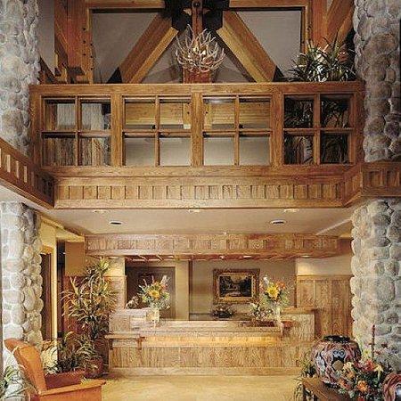 River Rock Lodge: Riv Rock Lobby B