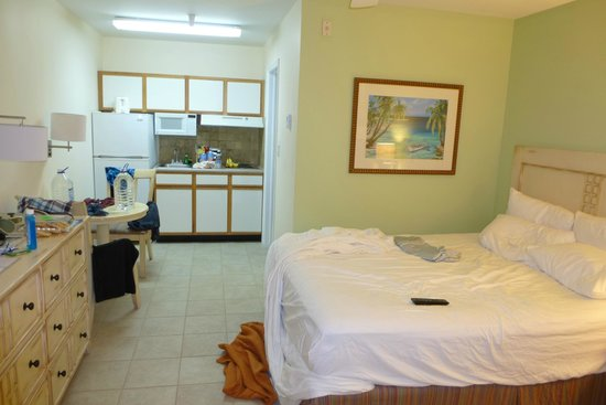 Sunshine Suites Resort: Studio Suite