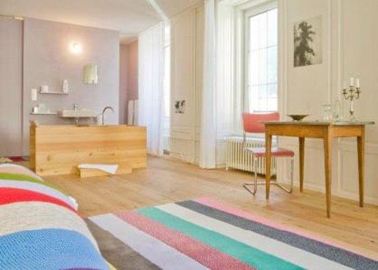 Piz Linard: Palazzo-Zimmer «lain»